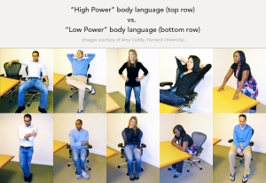examples of power poses