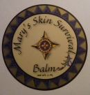 I still have a few skin balms available from the batch I made several weeks ago. If you are interested in purchasing any, they are $8.95 each